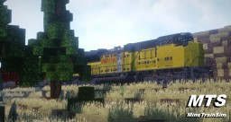 Project Train Sim Minecraft Map & Project