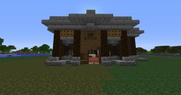 Brovillian house Minecraft Map & Project