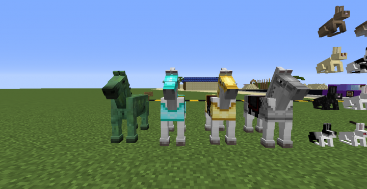 Horses Without Resource Pack