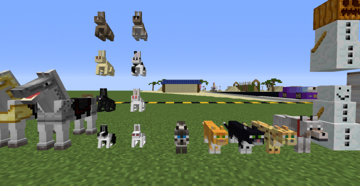 Pets Without Resource Pack