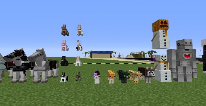 Pets With Resource Pack