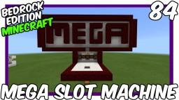 Multi Item Mega Slot Machine Bedrock Edition Minecraft Map & Project
