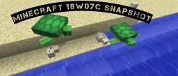 Minecraft: The Aquatic Snapshot (18w70c) Minecraft Blog Post