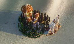 Island Spawn by Omardegante |CBT| Minecraft Map & Project