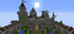 Medieval Castle Project Minecraft Map & Project