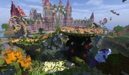 Gone with the Wind World Minecraft Project