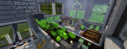 Slime Survival - Cubecraft Map(s) Minecraft