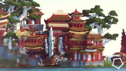 Chinese New Year - Year of the Dog Minecraft Map & Project