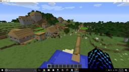 LIVING WITH VILLAGER SEEDS(BAD SCREENSHOT)(1.12.2) Minecraft Project
