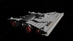 Radion Class Assault Carrier Minecraft Map & Project