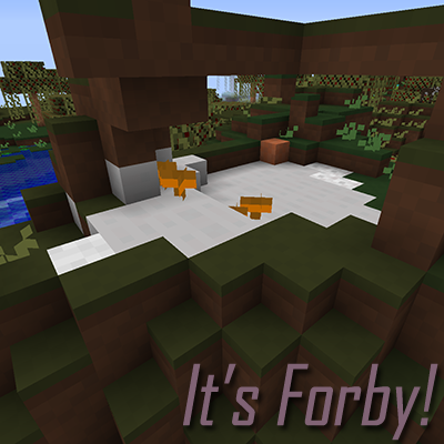 It's Forby!