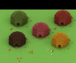 Dragon Ball - Jingle Village - Props Minecraft Map & Project