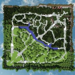 DOTAII Minecraft Map & Project