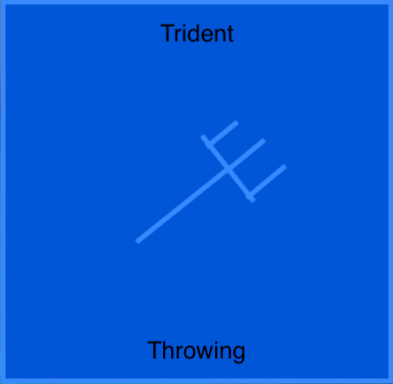 Trident Throwing Minecraft Project