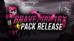 Minecraft PvP Resource Pack - BravePink [16x] - UHC/Kohi Minecraft Texture Pack
