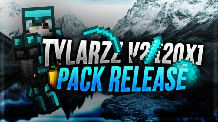 Popular Texture Pack : Minecraft PvP Resource Pack - Tylarzz V2 [20x] - UHC/Kohi