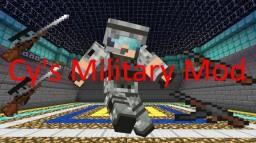 Cy's Military Mod Minecraft Mod