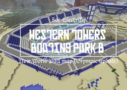 Zac Electrifly's New World (PS4 Map) (Olympic Update) Minecraft Project