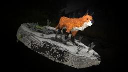 Innocent fox - Minecraft Building Minecraft Map & Project