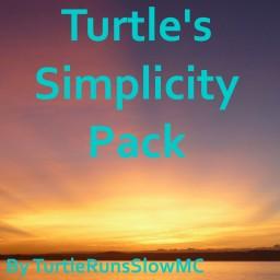 TurtleRunsSlowMC's Simplicity 8x8 v1.1 Minecraft Texture Pack