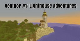 Ventnor #1 Lighthouse Adventures Minecraft Map & Project
