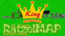 King Schubi Rätzelmap Minecraft Map & Project