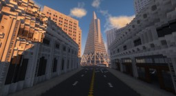 San Francisco, California Minecraft
