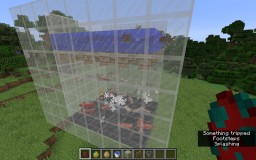 Potential Fish Farm Concept Minecraft Project
