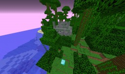Minecraft Jungle Temple At Spawn Seed Minecraft Map & Project