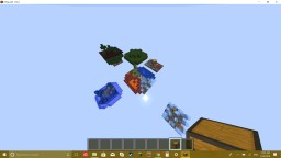 Four Elements SkyWars Minecraft Project