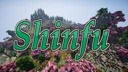 Shinfu Mountains Minecraft Project
