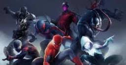 Spider-Verse Texture Pack For Fisk Heroes Mod Minecraft Texture Pack