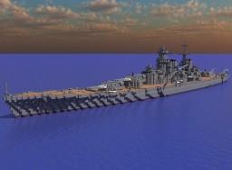 Battleship Sovetsky Soyuz Minecraft Map & Project
