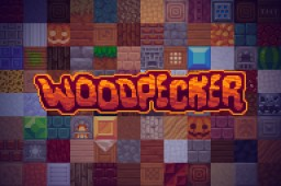 Woodpecker Minecraft Texture Pack