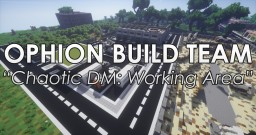 Chaotic Deathmatch - Working Area Minecraft Map & Project