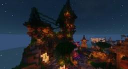 Crown Build Team Recruitment Minecraft Project