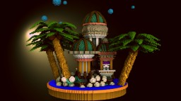 Afrodisiac circle Minecraft Project