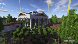 Conquest point of Prosperity Minecraft Map & Project
