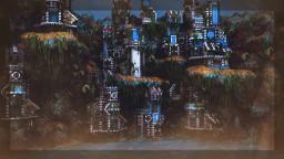 Cyber Cliff Minecraft