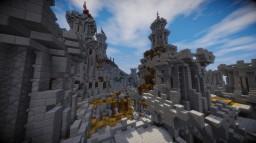 a Medieval Castel Minecraft