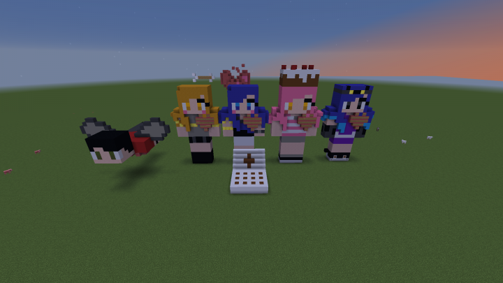 itsfunneh the krew youtuber minecraft project