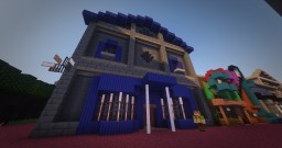 Pixelmon Pokemart shop. Minecraft Map & Project