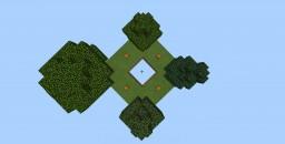 Sky Torus Minecraft Map & Project
