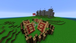 Rebel Camp Minecraft Map & Project