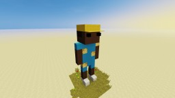 Statue Series 1 : Tyler, The Creator Minecraft Map & Project