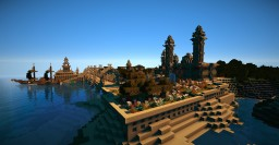 The Great City Of Aydan [Coming soon 2018] Minecraft Map & Project