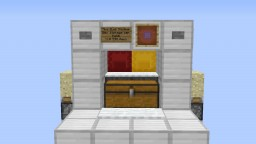 Dual Shulker Box Storage Minecraft Map & Project