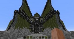Lord of the Rings: Minas Morgul Minecraft Map & Project