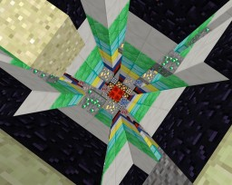 Jump and Run Mine Minecraft Map & Project
