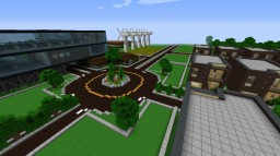 VolKainos City Minecraft Map & Project